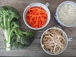 Vegan quinoa stuffed lettuce wraps