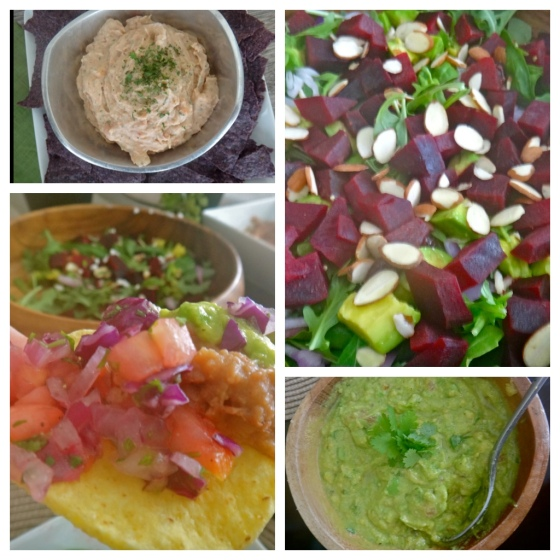 Healthy Mexican Sides