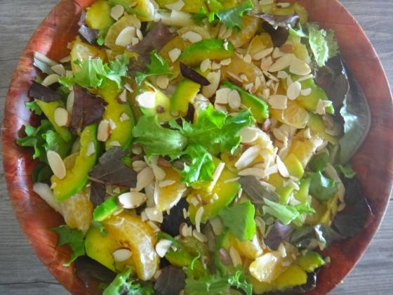 Asian Fusion Salad